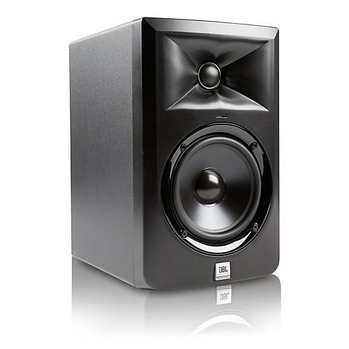 jbl lsr305 5 powered studio monitor guitar center. Black Bedroom Furniture Sets. Home Design Ideas