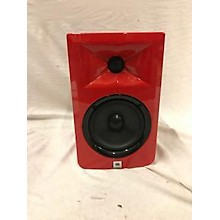 JBL LSR305 Red Pair Powered Monitor