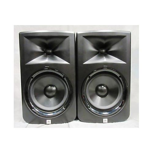 JBL LSR308 Pair Powered Monitor