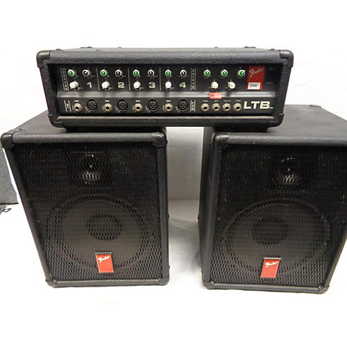 used fender ltb pa system sound package guitar center. Black Bedroom Furniture Sets. Home Design Ideas