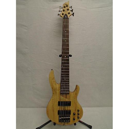 used esp ltd b206sm 6 string electric bass guitar natural guitar center. Black Bedroom Furniture Sets. Home Design Ideas