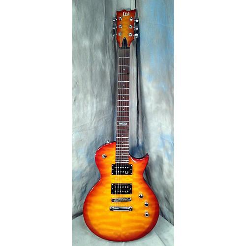 ESP LTD EC100QM Solid Body Electric Guitar