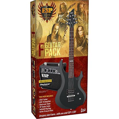 ESP LTD F Electric Guitar Value Package