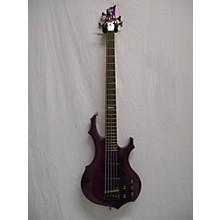 ESP LTD F155DX 5 String Electric Bass Guitar