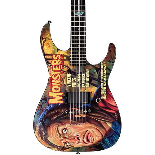 ESP LTD FM Vincent Price Electric Guitar