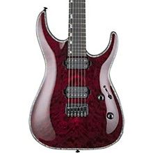 LTD H-1001 Electric Guitar See-Thru Black Cherry
