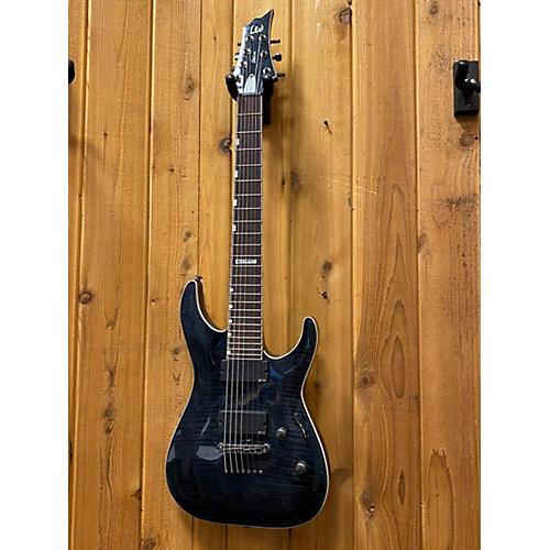 ESP LTD H1007 7 String Solid Body Electric Guitar
