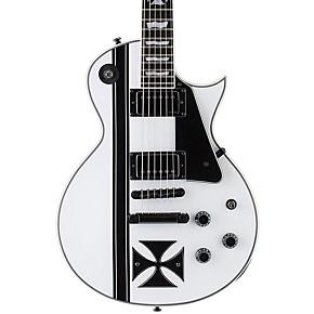 Esp 7 String Electric Guitars Guitar Center >> Esp Ltd James Hetfield Signature Iron Cross Electric Guitar