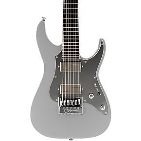 esp ltd ken susi ks m 7 evertune 7 string electric guitar metallic silver guitar center. Black Bedroom Furniture Sets. Home Design Ideas
