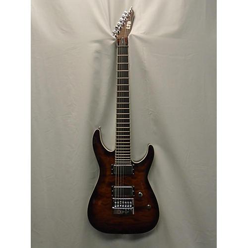used esp ltd ken susi ks m 7 evertune 7 string solid body electric guitar sunburst guitar center. Black Bedroom Furniture Sets. Home Design Ideas