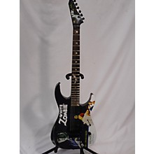 ESP LTD Kirk Hammett Signature White Zombie Solid Body Electric Guitar