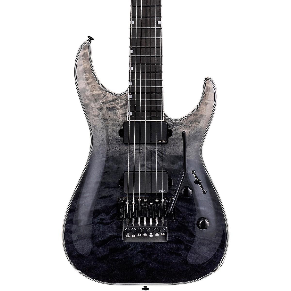 ESP LTD MH-1007QM Electric Guitar