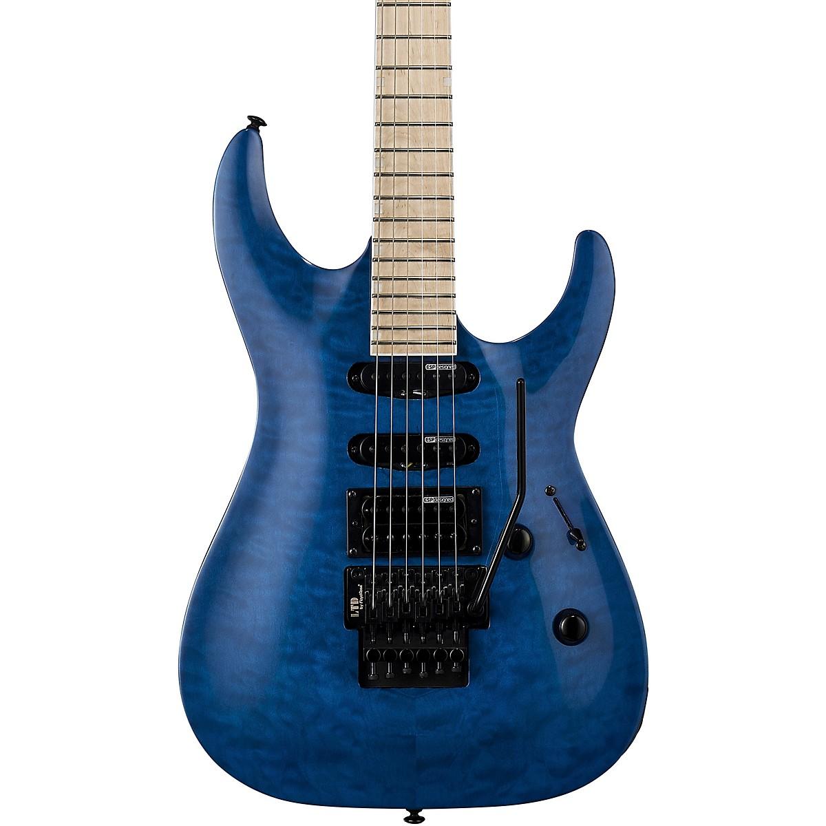 ESP LTD MH-203QM Electric Guitar