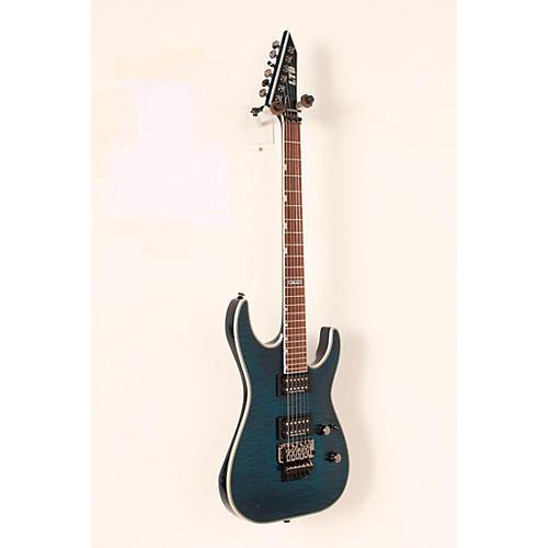 blemished esp ltd mh 401qm electric guitar guitar center. Black Bedroom Furniture Sets. Home Design Ideas