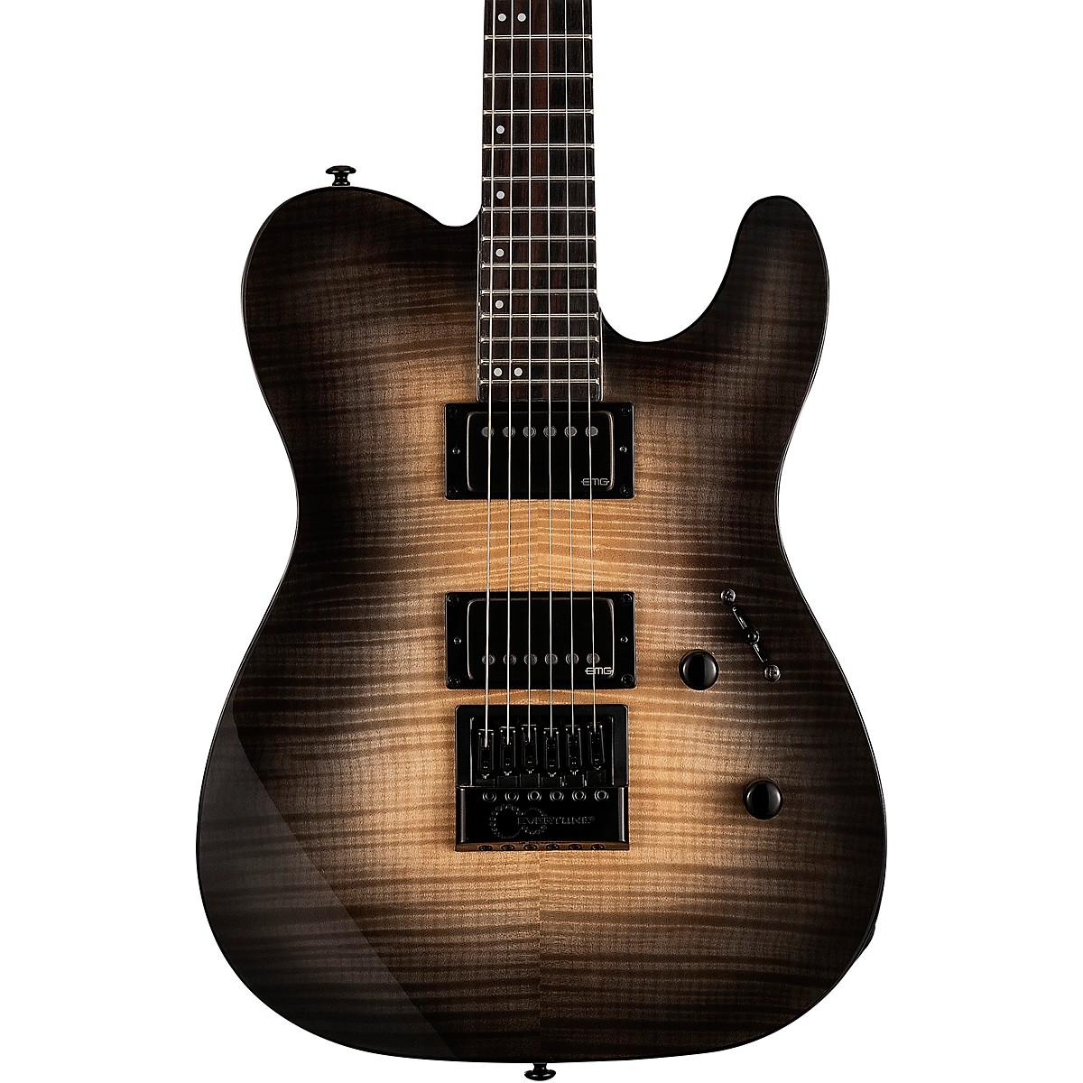 ESP LTD TE-1000 Evertune Electric Guitar