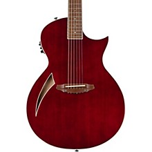 LTD TL-6 Thinline Acoustic-Electric Guitar Wine Red