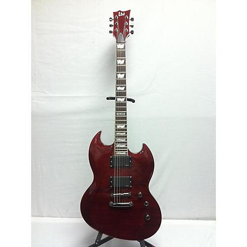 ESP LTD Viper 300FM Solid Body Electric Guitar