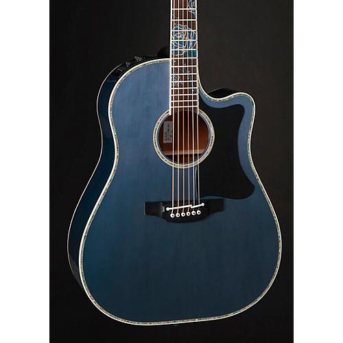 Takamine LTD2021 Blue Rose Acoustic Electric Guitar