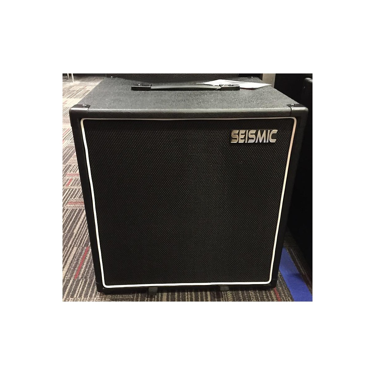 Seismic Audio LUKE TR112 Bass Cabinet