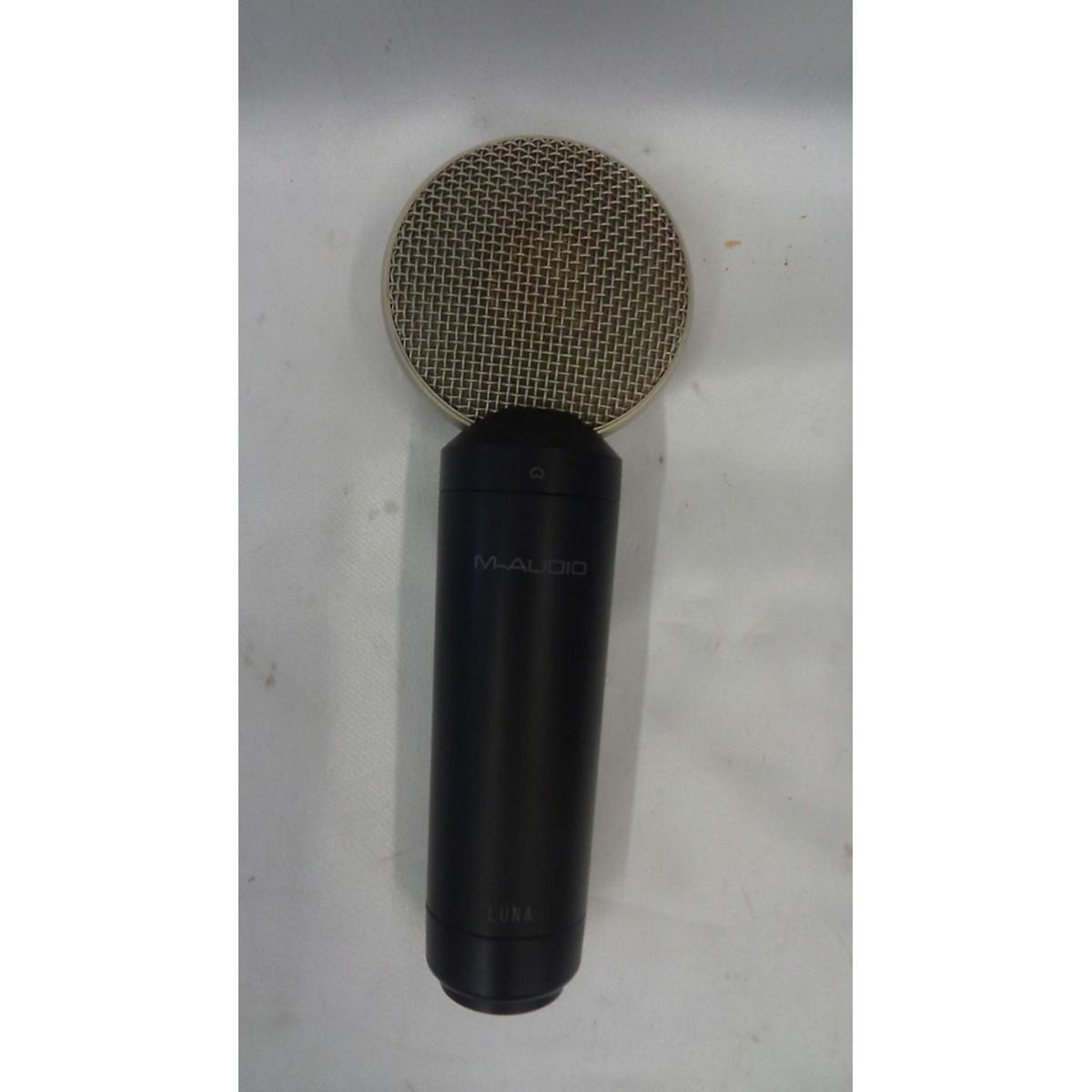 M-Audio LUNA Condenser Microphone