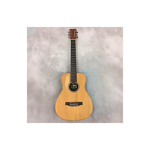 Martin LX1 Left Handed Acoustic Guitar