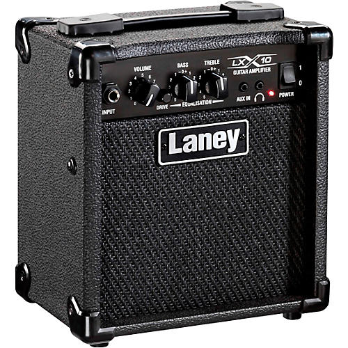 Laney LX10 RD 10W 1x5 Guitar Combo Amp