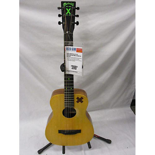 Martin LX1E ED SHEERAN Acoustic Guitar