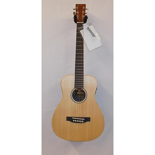 Martin LX1E Left Handed Acoustic Electric Guitar