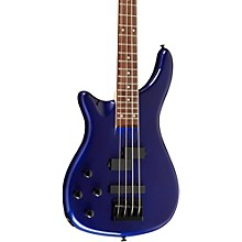 LX200BL Left-Handed Series III Electric Bass Guitar Metallic Blue
