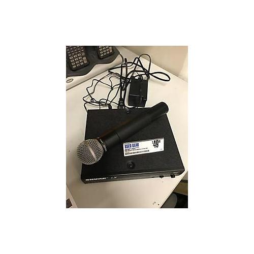 Shure LX4 CV Handheld Wireless System