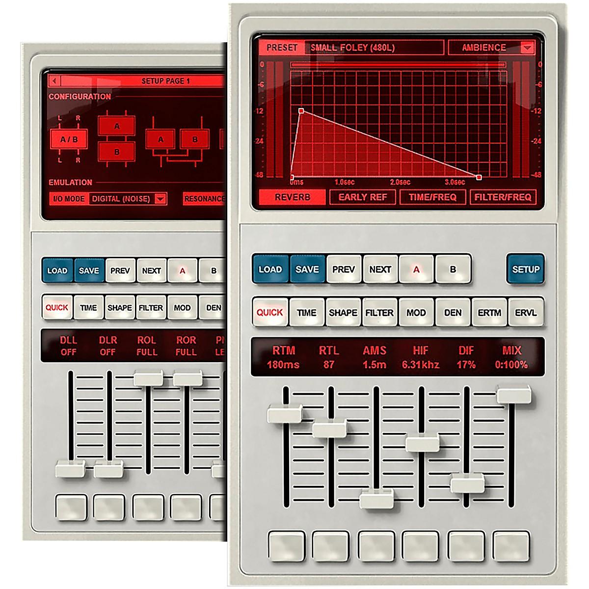RELAB LX480 RHall Reverb (Software Download)