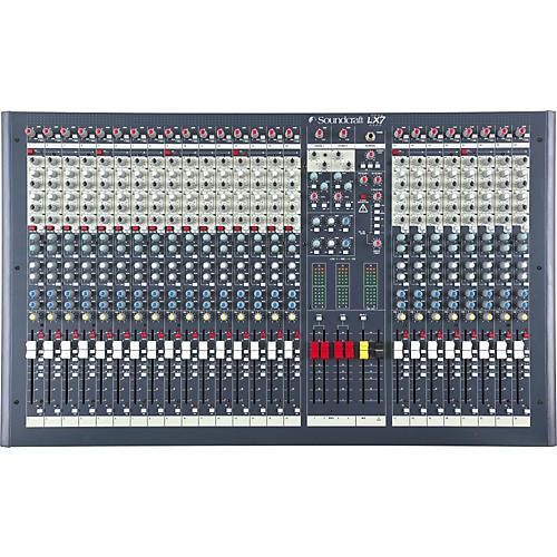 Soundcraft LX7ii 24-Channel Mixer