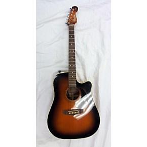 used fender la brea acoustic guitar guitar center. Black Bedroom Furniture Sets. Home Design Ideas