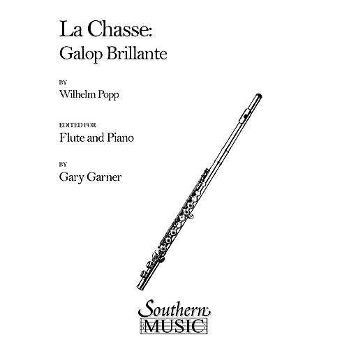 Southern La Chasse Galop Brillante (Flute) Concert Band Level 4 Arranged by Gary Garner
