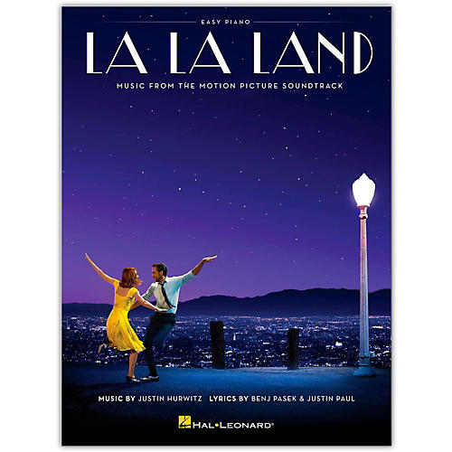 Hal Leonard La La Land - Music from the Motion Picture Soundtrack for Easy Piano