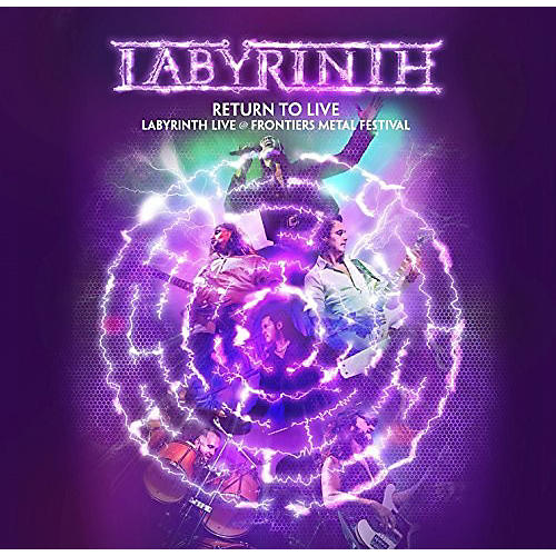 Alliance Labyrinth - Return To Live