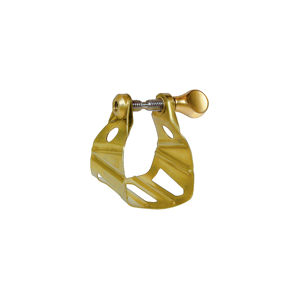 BG Lacquered Metal Jazz Saxophone Ligature