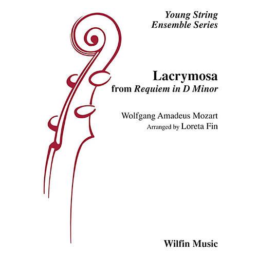 Wilfin Music Lacrymosa String Orchestra Grade 3.5