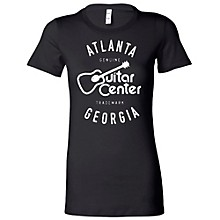 Guitar Center Ladies Atlanta Fitted Tee