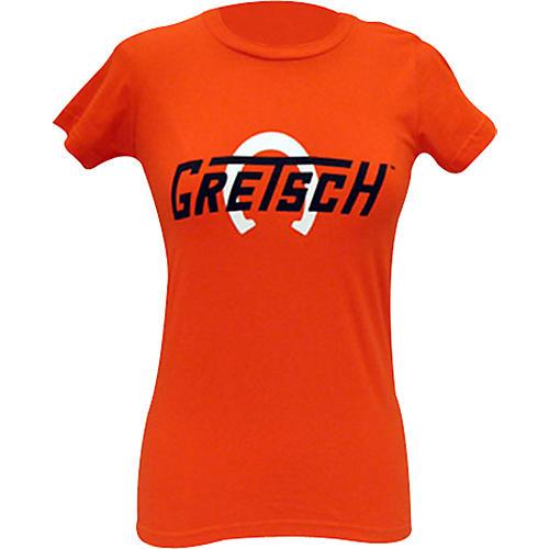 Gretsch Ladies Horseshoe Tee Shirt