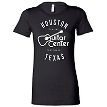 Guitar Center Ladies Houson Fitted Tee