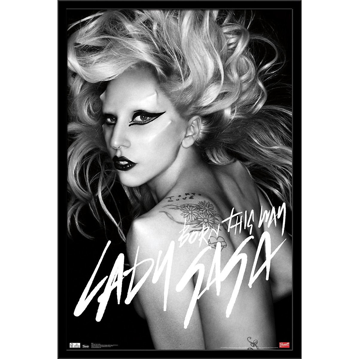 Trends International Lady Gaga - Born This Way Poster