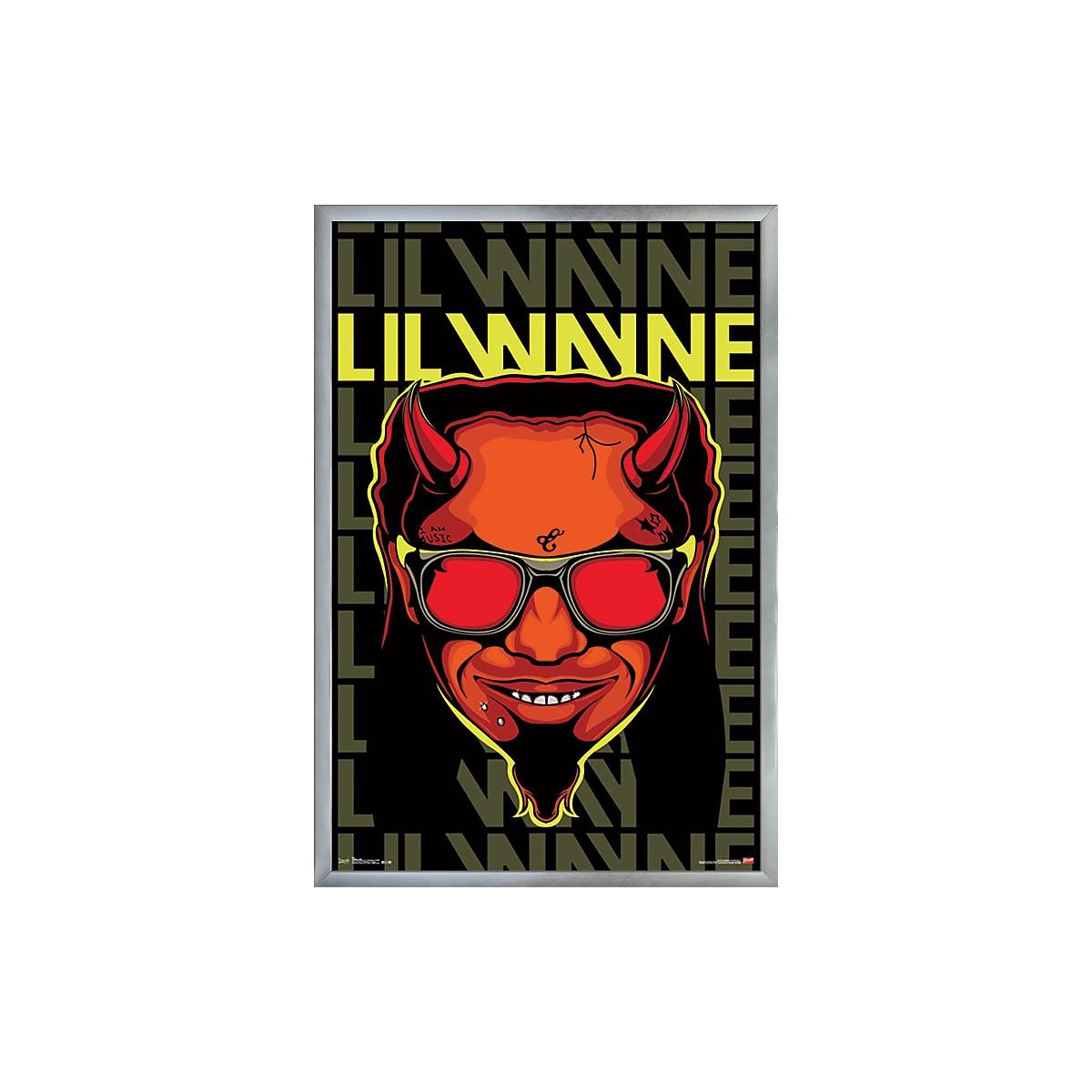 Trends International Lady Gaga - Devil Poster
