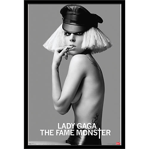 Trends International Lady Gaga - Monster Poster