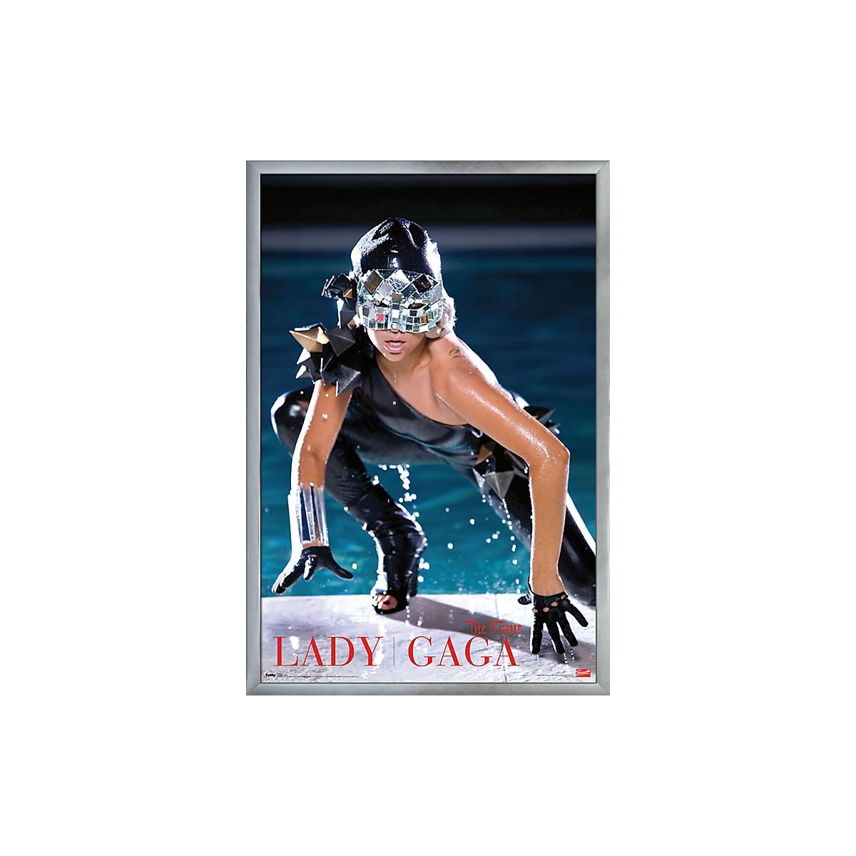 Trends International Lady Gaga - Pool Poster