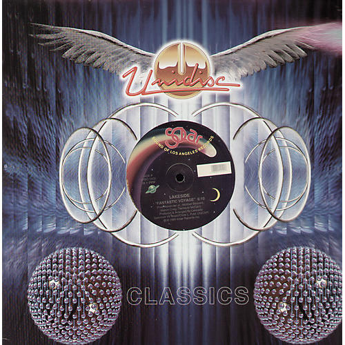Alliance Lakeside - Fantastic Voyage/It's All the Way Live