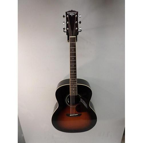 Washburn Lakeside Jumbo Acoustic Electric Guitar