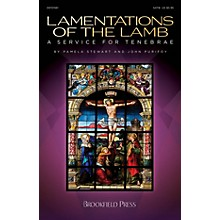 Brookfield Lamentations of the Lamb (A Service for Tenebrae) Score & Parts Composed by John Purifoy