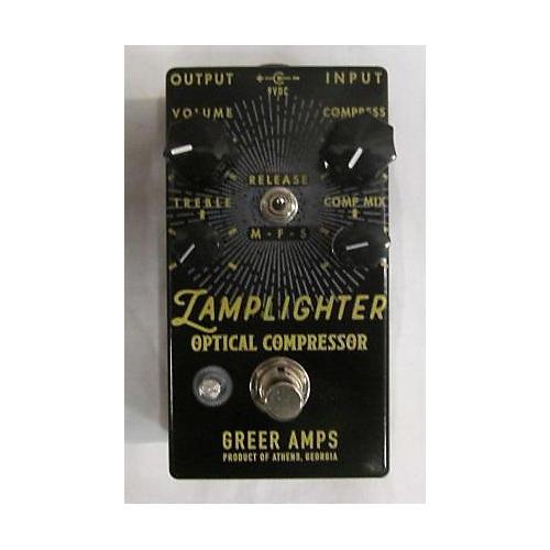 Greer Amplification Lamplighter Effect Pedal