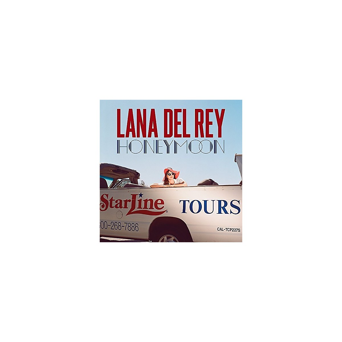 Alliance Lana Del Rey - Honeymoon